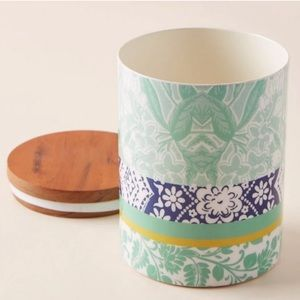 Anthropologie Decorative Canister